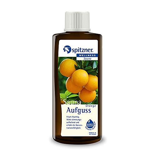 Spitzner Saunaaufguss Wellness Orange (190ml) Konzentrat