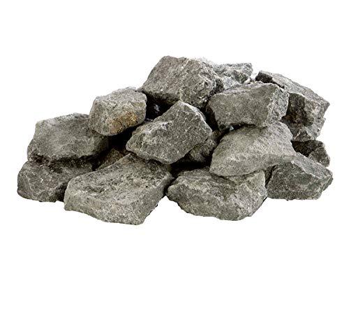 eliga Aufgusssteine aus Olivin-Diabas, 1er Pack (1 x 10 kg)
