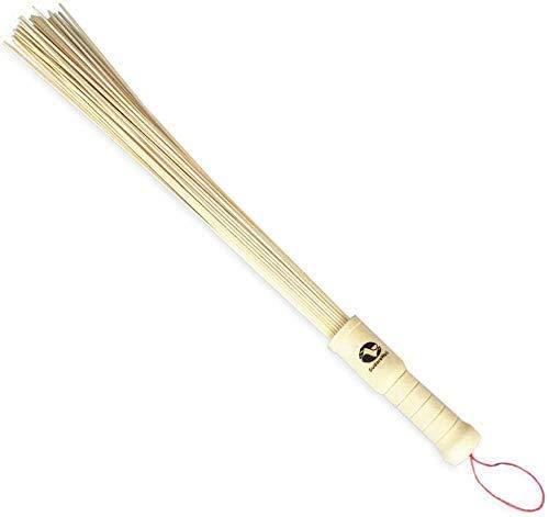 SudoreWell Bambus Saunareisig Bambusreisig mit Griff