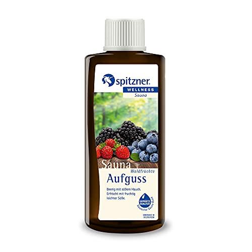 Spitzner Saunaaufguss WALDFRÜCHTE 190 ml