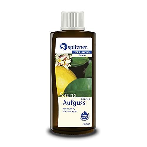 Spitzner Saunaaufguss Wellness Citrus (190ml) Konzentrat