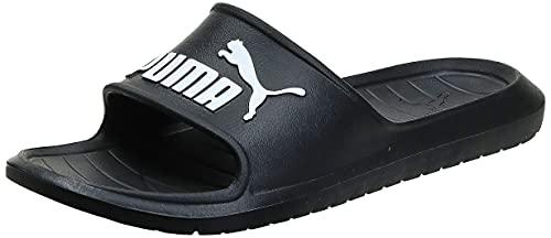 PUMA Unisex Divecat V2 Zapatos de playa y piscina, Schwarz Puma Black Puma White, 43 EU