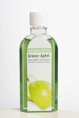 Grüner Apfel-Saunaaufguss/Duftöl Konzentrat (1x100ml)