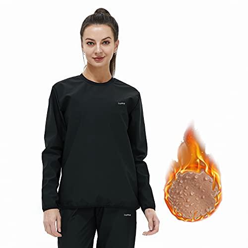 CAPMAP Saunaanzug für Damen, Gewichtsverlust, Schwitzanzug,...