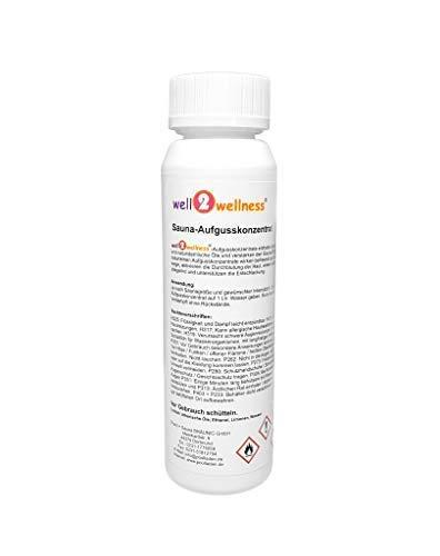 Saunaaufguss - Konzentrat/Saunaduft - Konzentrat 125 ml - über 180 Top-Aromen zur freien Auswahl (Kamille)