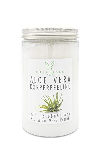 Haslinger Aloe Vera Körperpeeling