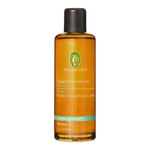 PRIMAVERA Aroma Sauna Grapefruit Limette bio 100 ml...