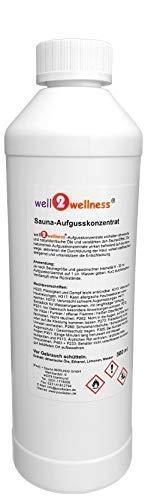 Saunaaufguss - Konzentrat/Saunaduft - Konzentrat 500 ml - über 180 Top-Aromen zur freien Auswahl (Zedernholz)