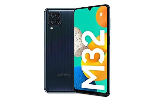 Samsung Galaxy M32 Android Smartphone ohne Vertrag, 6,4-Zoll...