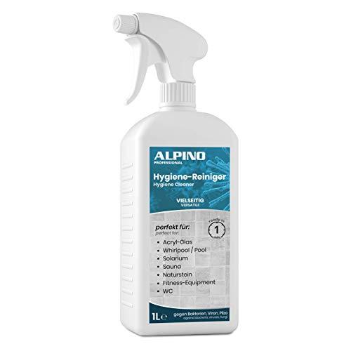 Alpino Hygiene-Spray 1 L   Solarium Reiniger, Whirlpool...