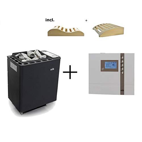 Saunaofen Bi-O-Thermat 7,5kW incl. Steuergeraet und 2...