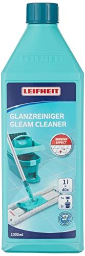 Leifheit Glanzreiniger 1000 ml, Bodenreiniger für Fliesen...