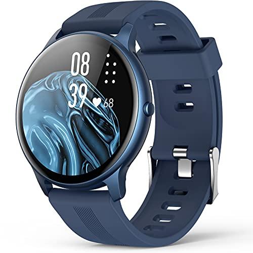 Smartwatch, AGPTEK 1,3 Zoll Armbanduhr mit personalisiertem...