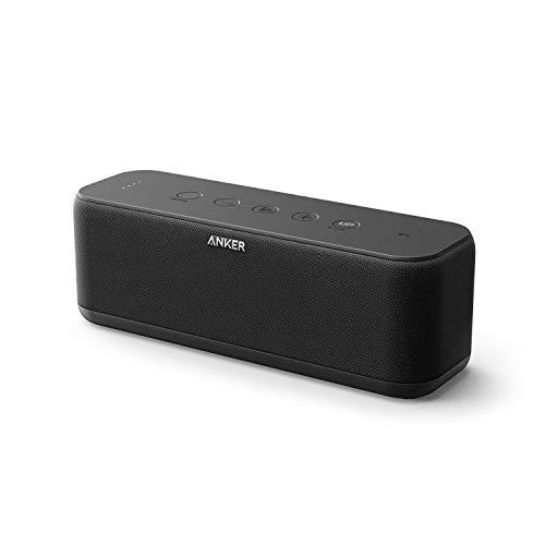 Anker SoundCore Boost Bluetooth Lautsprecher, BassUp...
