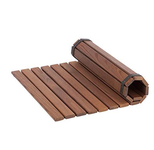 Eliga Bodenmatte aus Thermoholz 85510