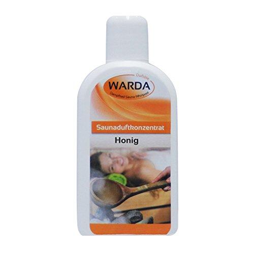 Warda Saunaaufguss Honig Konzentrat 200 ml Flasche