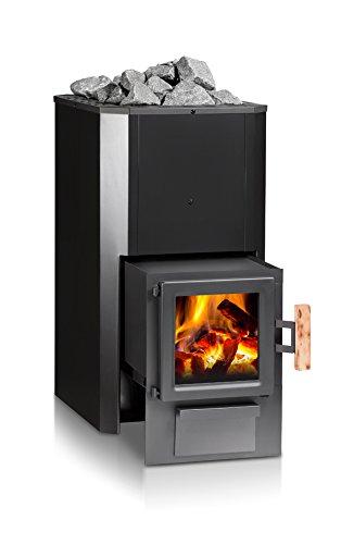 FinTec Holz-Saunaofen Iwo Trend MH: 14,4 kW/keine BImSchV /