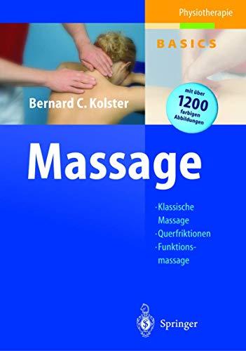 Massage: Klassische Massage, Querfriktionen,...