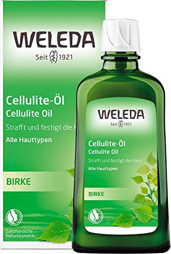 WELEDA Birken Cellulite-Öl, straffendes Naturkosmetik...
