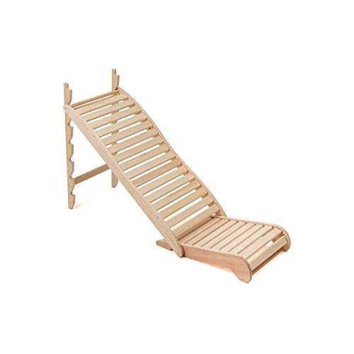 Pinetta Sauna Stuhl/Rückenstütze - Kiefer