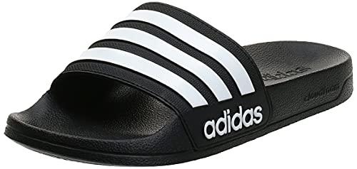 adidas Herren Adilette Shower Slipper, Core Black Footwear...