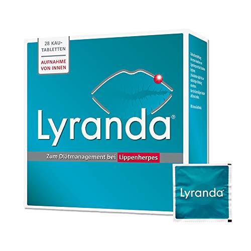 Lyranda bei Lippenherpes mit Ananas-Geschmack – 3000 mg...