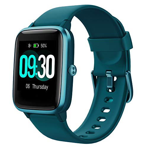 Willful Smartwatch,1.3 Zoll Touch-Farbdisplay Fitness...