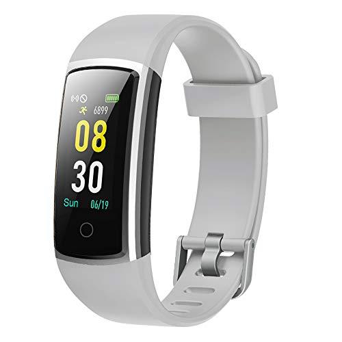 YAMAY Fitness Armband mit Blutdruckmessung,Smartwatch...