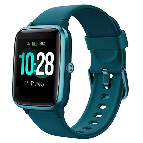 YAMAY Smartwatch,Fitness Armband mit Pulsuhren Fitness...