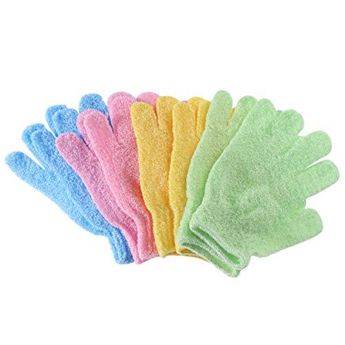 Healifty 4 Paar Bad Peeling Handschuh Handschuh Bad Hocker...