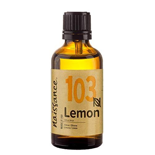Naissance Zitronenöl (Nr. 103) 50ml 100% naturreines...