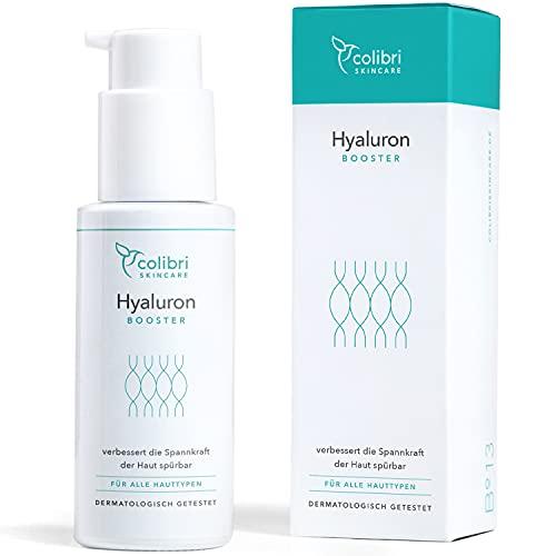 Hyaluronsäure Serum hochdosiert - Natürliche Hyaluron...