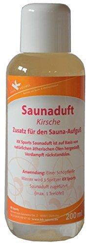 KK Hygiene Premium Sauna Aufguss Konzentrat Öl, Saunaduft...