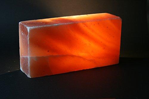 50x (1qm) Salzziegel Salzfliese 20x 10 x 5 cm Himalaya* Salz...