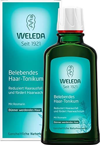 WELEDA Belebendes Haar-Tonikum, Naturkosmetik Haaröl zur Vermeidung von Haarausfall und Förderung von Haarwachstum, Pflege für kräftiges Haar und eine gesunde Kopfhaut (1...
