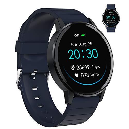 Smart Watch, Fitness-Tracker Mit Herzfrequenzmesser,...