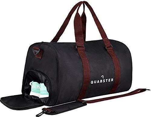 [Viele Fächer] Quabster Unisex Sporttasche QUAB9 40L |...
