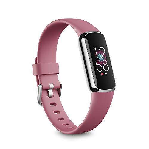Fitbit Luxe: Tracker für Fitness & Wohlbefinden mit bis zu...