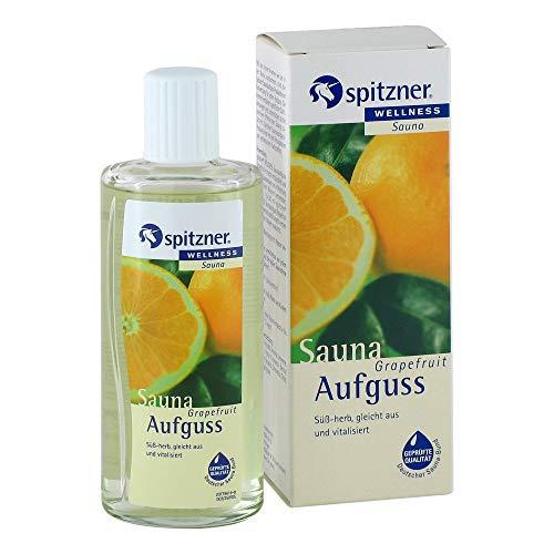 """Saunaaufguss """"Grapefruit"""" (190 ml) von Spitzner"""
