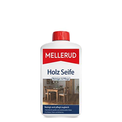 Mellerud Holz Seife Reiniger & Pflege – Kraftvoller Schutz...