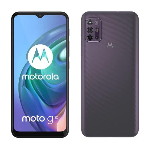 Motorola moto g10 (6,5'-Display, 48-MP-Kamera, 4/64 GB,...