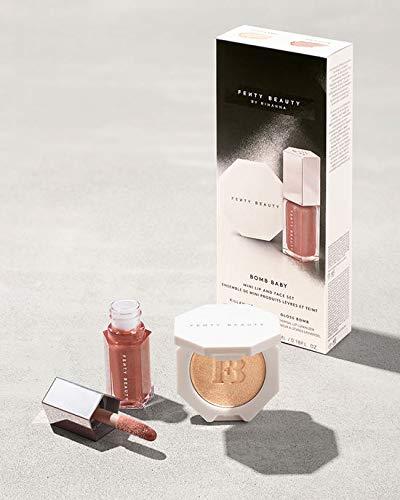 Fenty Beauty by Rihanna - Bomb Baby Mini Lip and Face Set,...