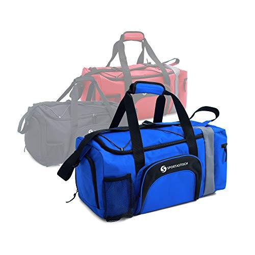 Sportastisch Sporttasche Sporty Bag mit Schuhfach, Medium Duffel Bag für Herren Damen Training & Weekend Reise, Carry-on Fitnesstasche Trainingstasche mit großer Qualität,...
