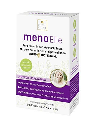 menoelle - mit EstroG-100. Natürliche MenoBalance für die...