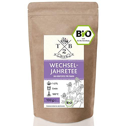 Wechseljahre Tee in Bio-Qualität zu Menopause und...