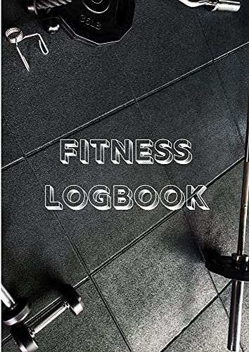 Fitness Log Book with Measurement Tracker & Calories Intake...
