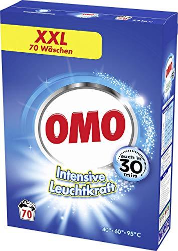Omo Universal-Waschmittel für strahlende Sauberkeit...