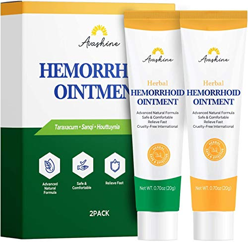 Avashine Chinese Herbal Hemorrhoid Cream Piles Treatment...