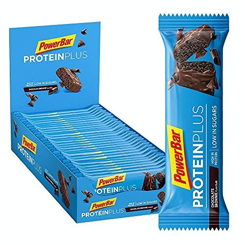 PowerBar Protein Plus Riegel mit nur 107 Kcal - Low Sugar...