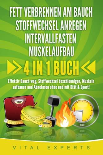 FETT VERBRENNEN AM BAUCH | STOFFWECHSEL ANREGEN |...